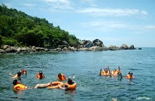 Tour Sơn Trà lặn ngắm san hô